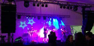 Tent Concert Lighting