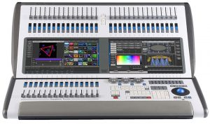 Avolites Sapphire Touch professional lighting console