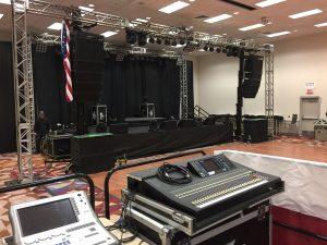 Speaker Rental Houston