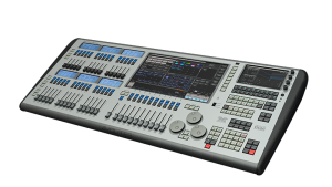 Avolites Arena new console_side