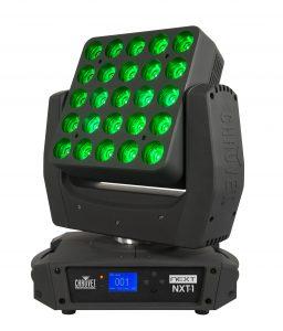 Chauvet NEXT LED Moving Head Fixtures