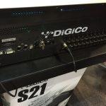DiGiCo S21 back
