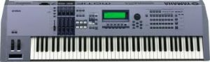 Backline Equipment Rentals Houston-Yamaha Motif ES8 Keyboard