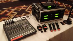 Sound System Rental Houston